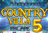 Abandoned Country Villa Escape 5