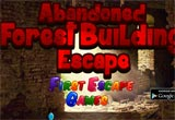 Abandoned Forest Building Escape