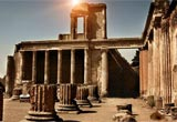 Ancient City Herculaneum Escape