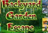 Backyard Garden Escape