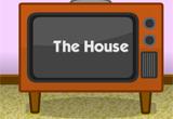 Black And White Escape House