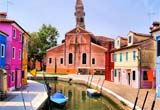 Burano Island Escape