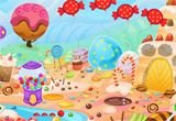Candy Land Escape