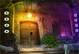 Dark Mystery Escape Game