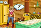 Elsa Cowboy Room
