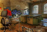 Escape Game Old Laboratory