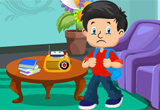 Escape Game School Boy Diary