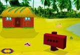 Escape Game Seashore Map
