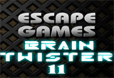 Escape Games Brain Twister 11