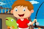 Escape Games Little Fisherman