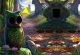 Fantasy Forest Villa Escape Game