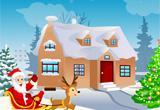 Find Santas Gift