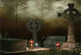 Gloomy Cemetery Escape
