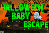 Halloween Baby Escape
