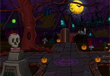 Halloween Finding Enigma Trees Foe