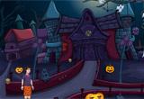 Halloween House Escape Game
