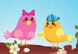 Hidden Escape 6 Little Birdies Game