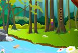 Majestic Forest Escape
