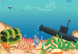 Mystical Submarine Treasure Adventure Of Game