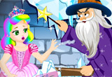 Princess Juliet Frozen Castle Escape