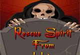 Rescue Spirit From Hut