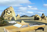 Rock Desert Escape