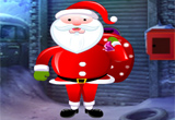 Santa Rescue Escape Game