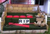 Scarborough Football Stadium Escape