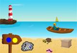 Sea Shell Escape