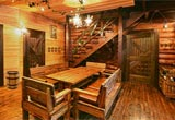 Stylish Wooden House Escape