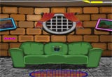 Subway House Escape