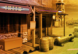 Wild West Ghost Town Escapegame
