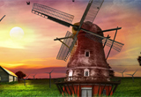 Windmill House Escape