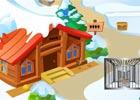 Winter Goat Escape Game