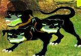 Wowescape Green Pegasus Fantasy Escape